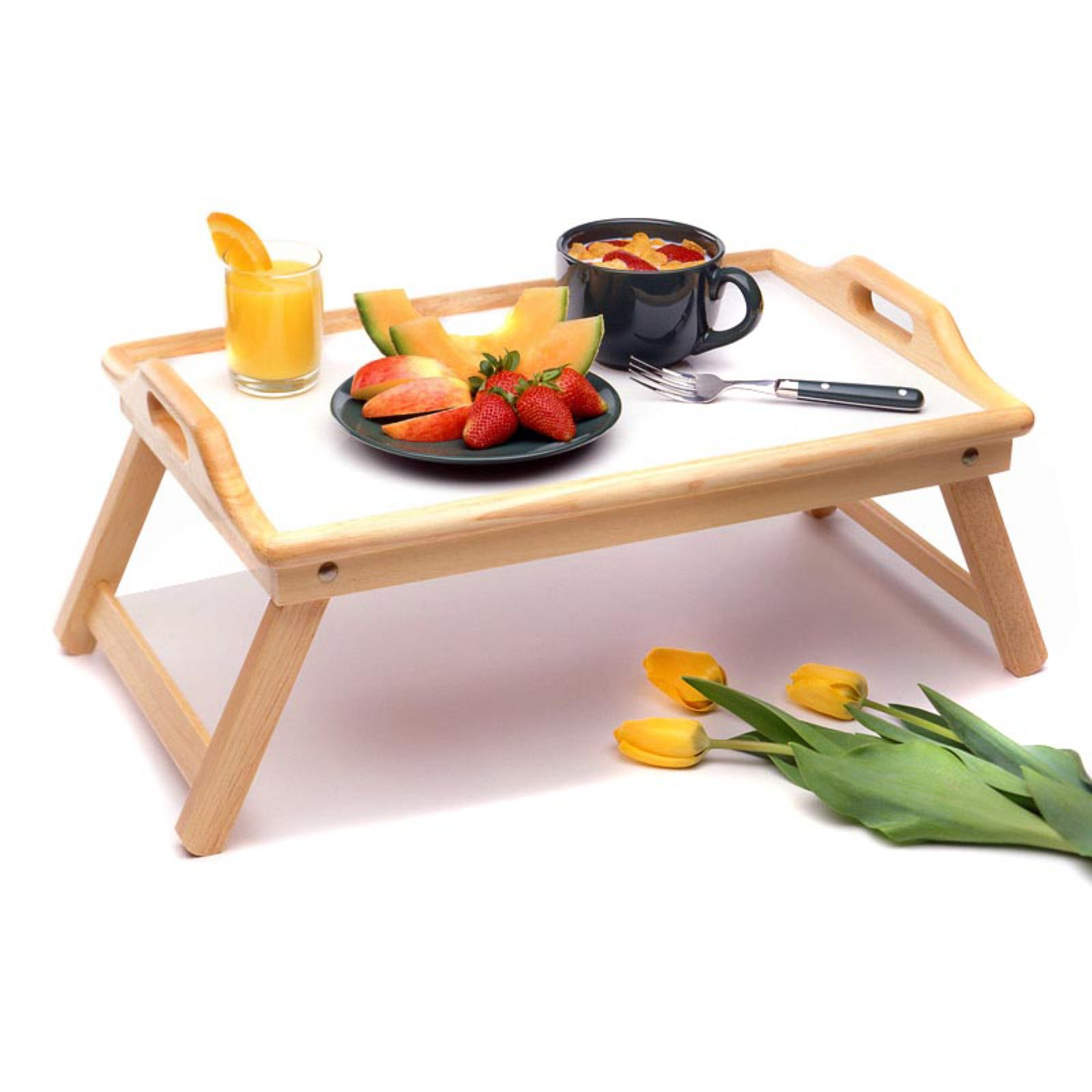 Winsome Beechwood Foldable Bed Tray