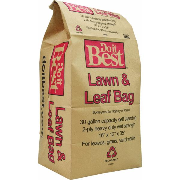Do it Yard Waste Lawn And Leaf Bag