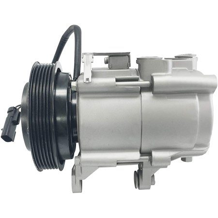 Fits 2007 Dodge Nitro SLT 3.7L A/C Compressor and Clutch (FG184) ()