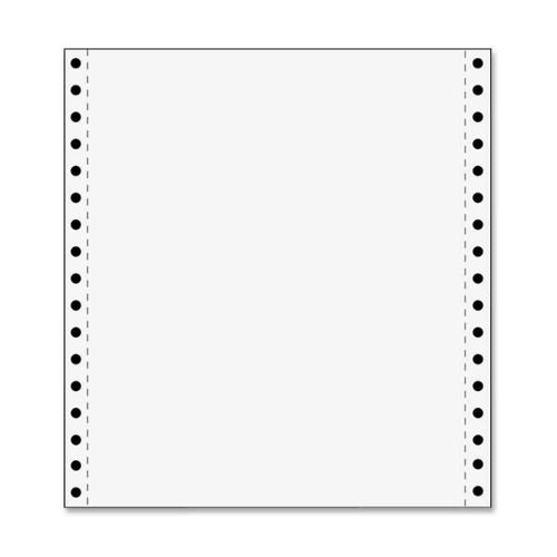 Tops TOP5509 One Part Computer Paper Pack of 2700