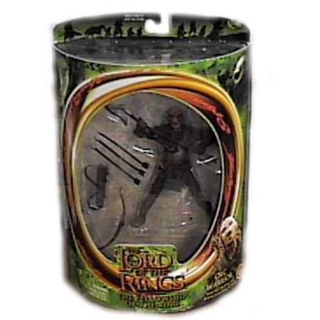 Lord of the Rings, The Fellowship of the Ring Orc Warrior Action Figure - image 1 of 1