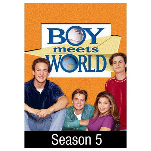 Boy Meets World: Season 5 (1997)