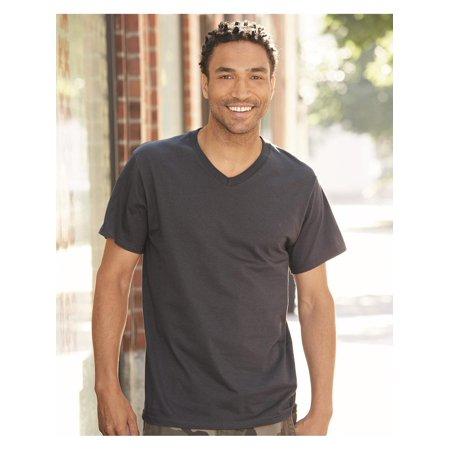 T-Shirts HD Cotton V-Neck T-Shirt