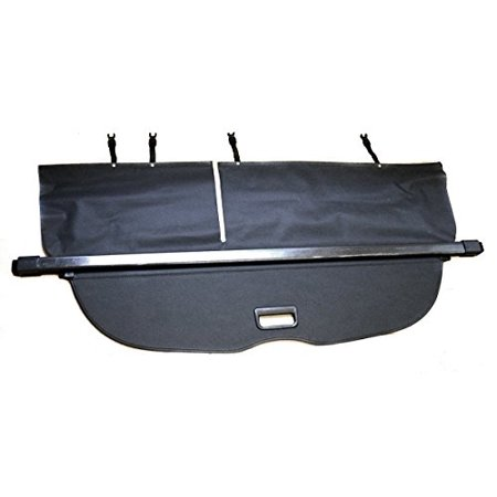 Black Cargo Cover for Nissan Murano 2015-2017 Retractable Tonneau