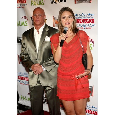 Johnny Brenden Maria Menounos At Arrivals For In The Land Of Merry Misfits Premiere At 2007 Cinevegas Film Festival Brenden Theatres At Palms Casino Resort Las Vegas Nv June 14 2007 Photo By James Ato (Halloween Festival 2017 Las Vegas)