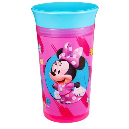 The First Years Disney Simply Spoutless Sippy Cup - Minnie Mouse
