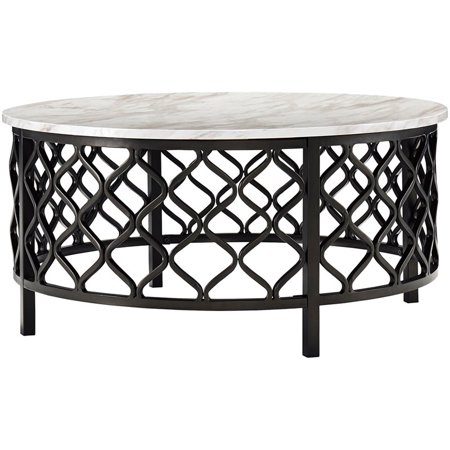 Round Accent Coffee Table, Round Coffee Table Ashley Furniture Canada