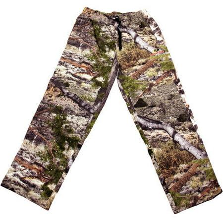 d1ea6cad10bfb Mossy Oak Men's Fleece Camo Sweatpants, MO Mountain Country - Walmart.com