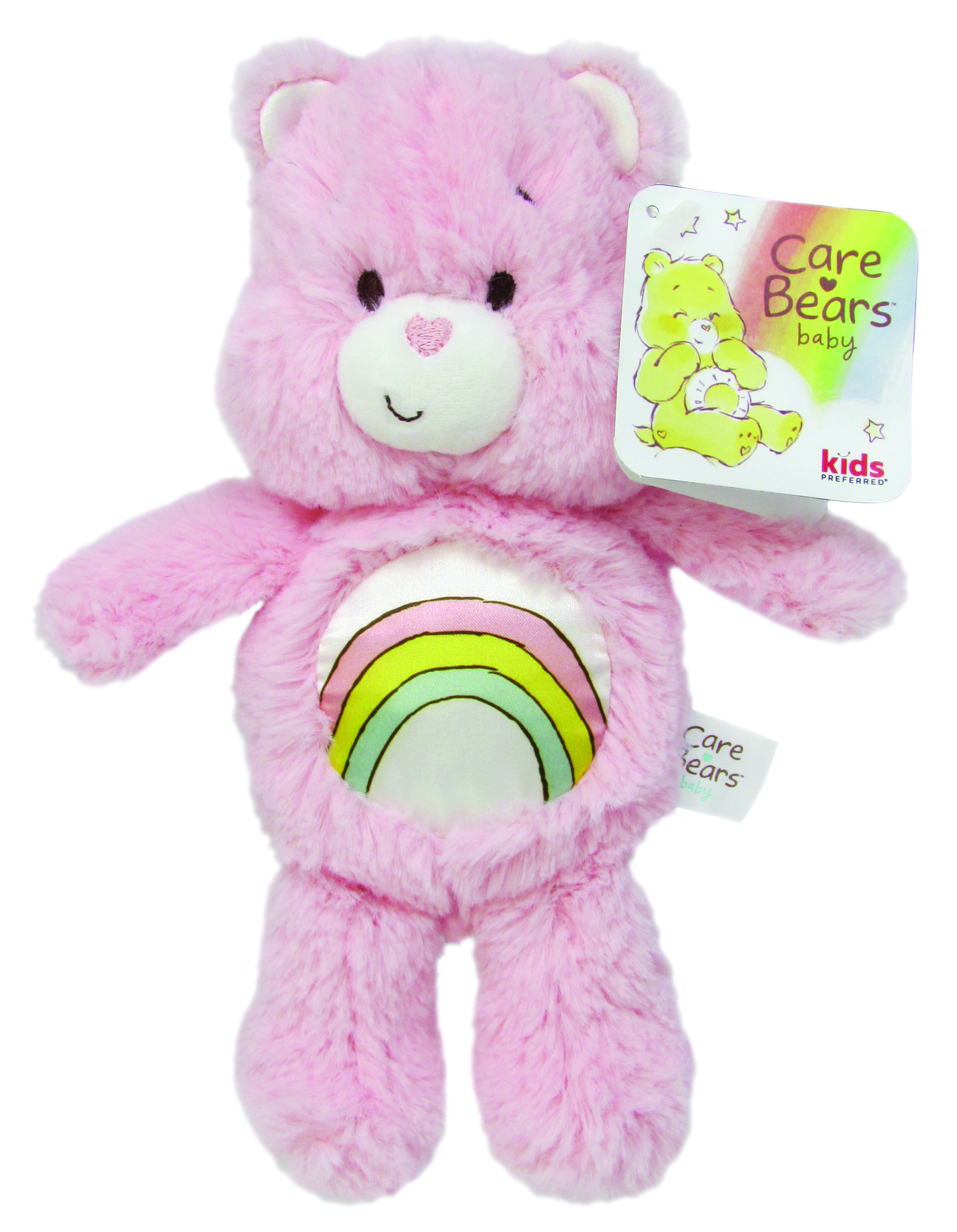 Care Bears Developmental Activity Toy Bedtime Bear Blue