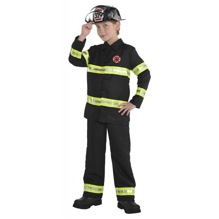 Fire Fighter Child Costume - Toddler