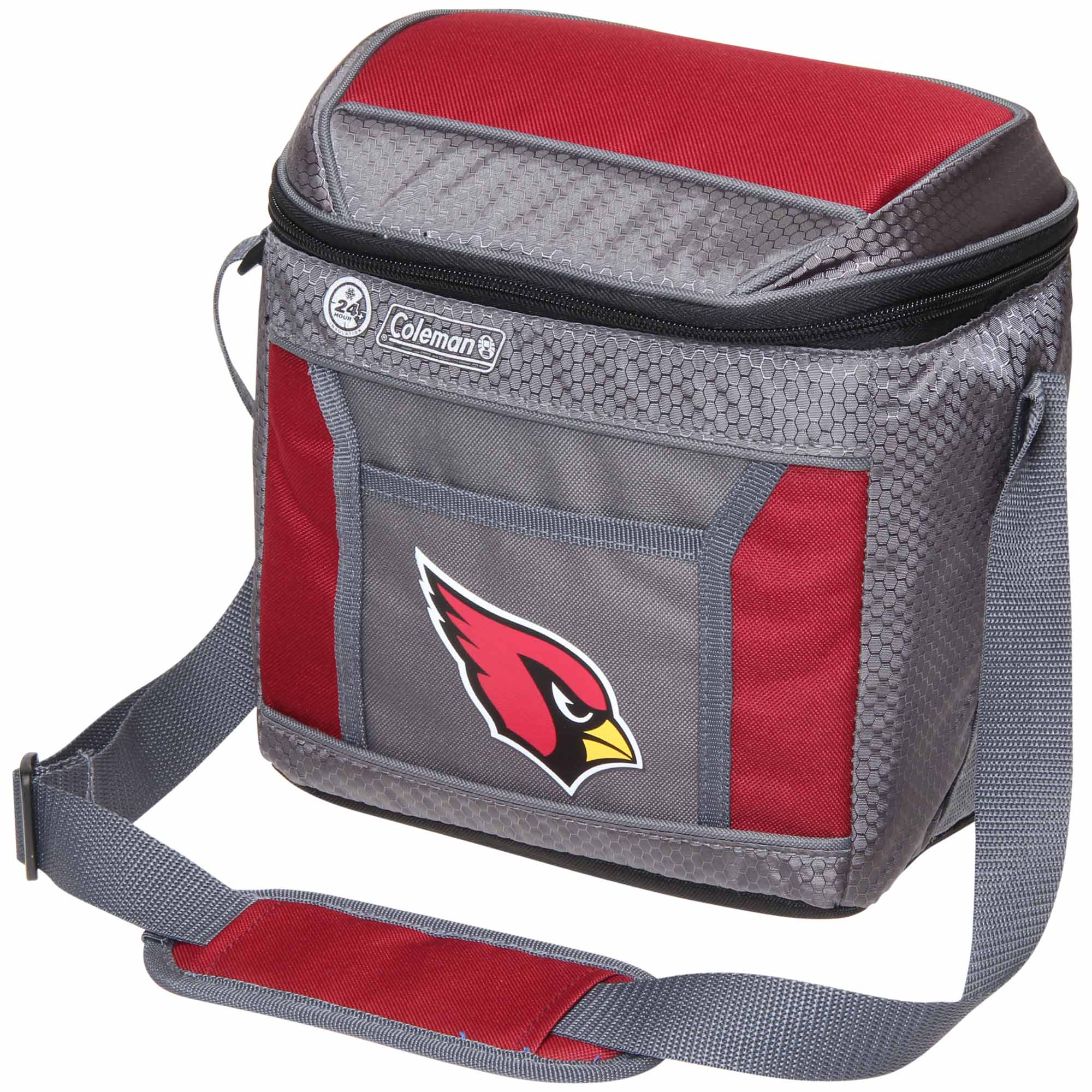 Arizona Cardinals Coleman 9-Can 24-Hour Soft-Sided Cooler - No Size