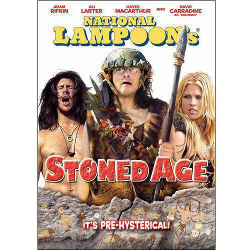 National Lampoon's Stoned Age (Full Frame)