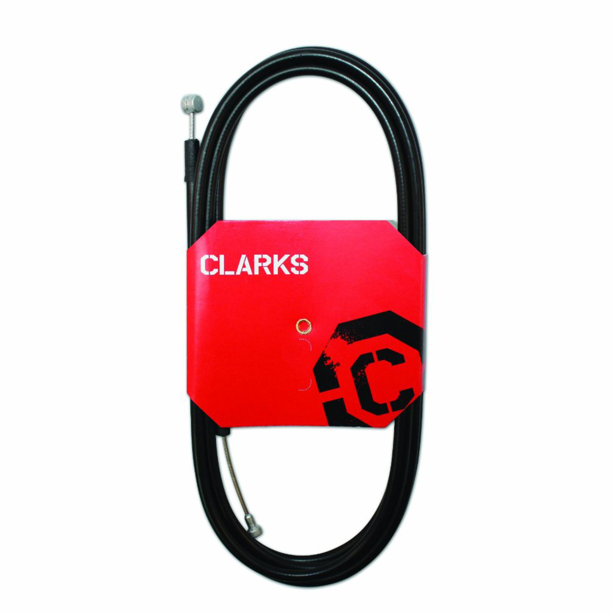 Clarks Zero G Light Weight Brake Kit Compatible with MTB / Hybrid & Road Red