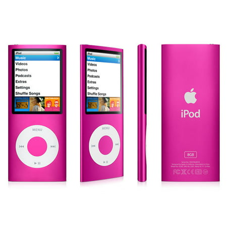 apple ipod nano 4th genertion 8gb pink pre owned very. Black Bedroom Furniture Sets. Home Design Ideas