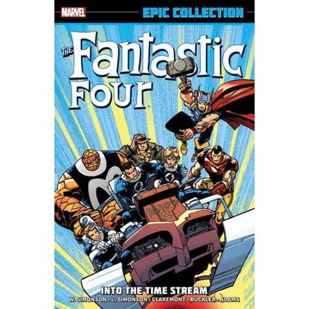 The Fantastic Four Epic Collection 20: Into the Time Stream by