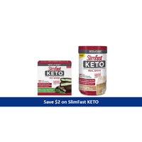 Exclusive SlimFast Keto Deals!