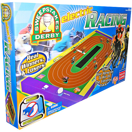 Sweepstakes Derby Electric Horse Racing Game