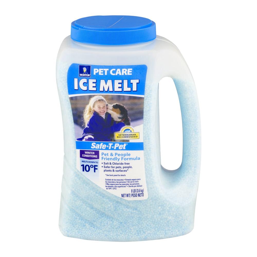 Morton Pet Care Ice Melt Safe T Pet, 8.0 LB