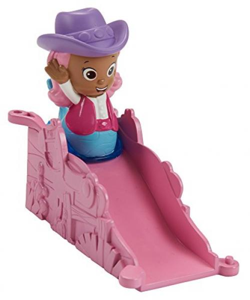 Fisher Price Nickelodeon Bubble Guppies Cowgirl Molly by