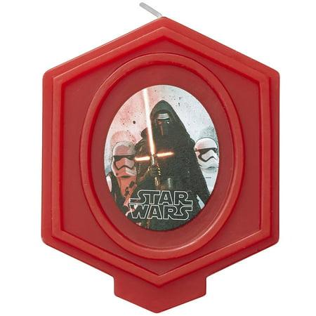 Disney Star Wars™ Birthday Candle