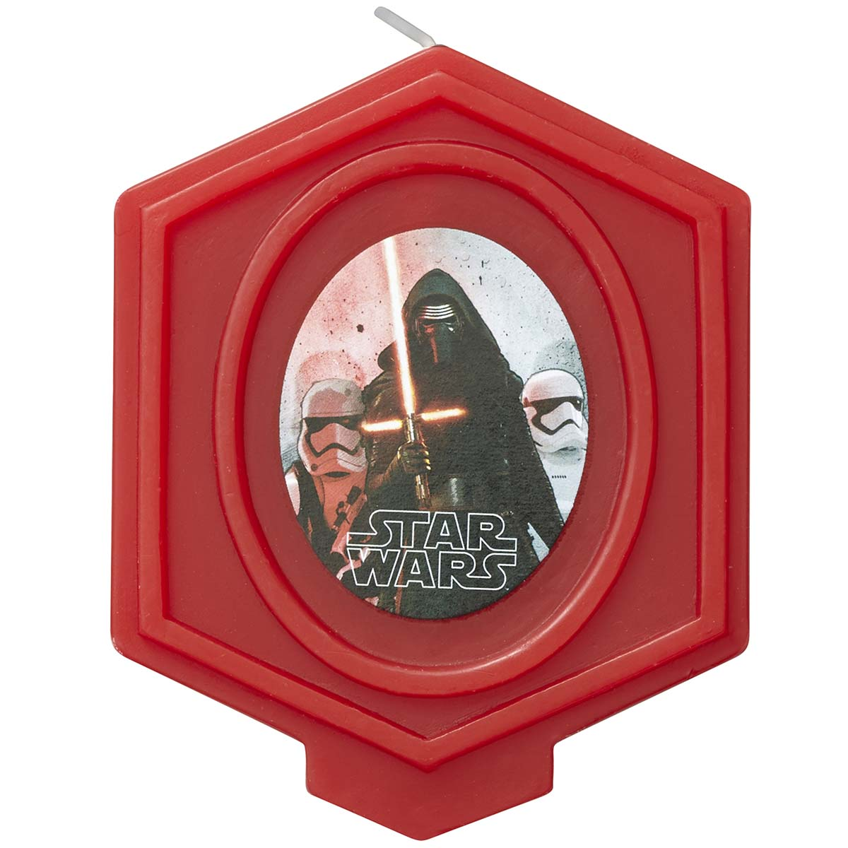 Disney Star Wars™ Birthday Candle