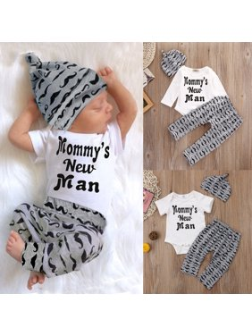 28a650630 Baby Outfit Sets - Walmart.com