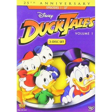 DuckTales: Volume 1 (DVD) (Training Skills Volume 1 Dvd)