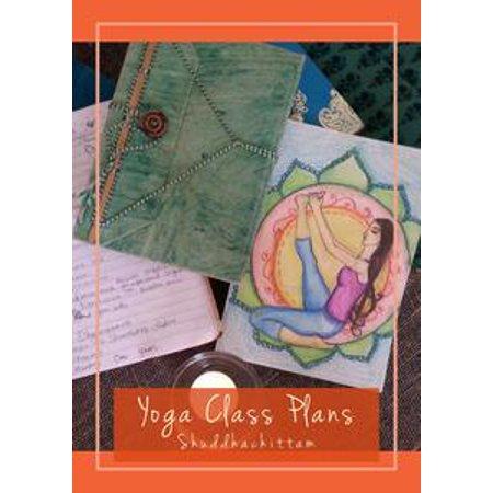 Halloween Yoga Class Ideas (Yoga Class Plans - eBook)