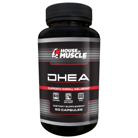 DHEA 60 cápsulas 300mg