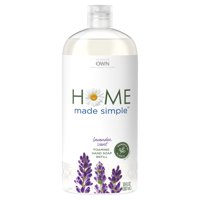 Home Made Simple Foaming Hand Soap Refill, Lavender Scent, 30 fl oz