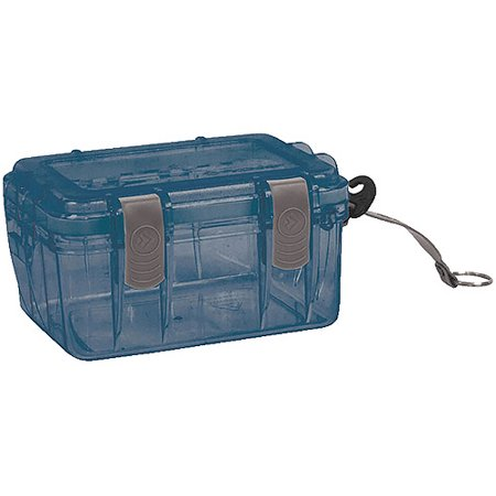Outdoor Products Small Watertight Dry Box, Blue