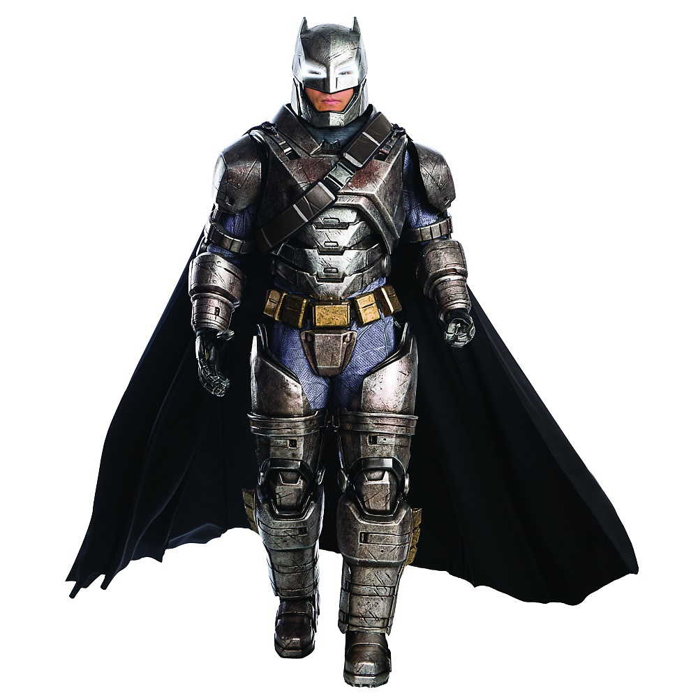 Adult Batman V Superman: Dawn of Justice- Batman Armored Grand Heritage Costume