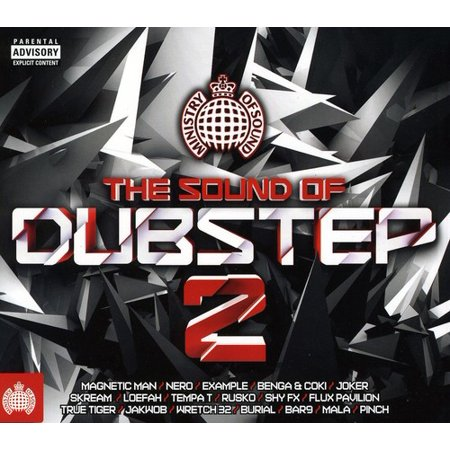 Ministry of Sound: Sound of Dubstep 2 / Various (CD) - Halloween Dubstep Remix