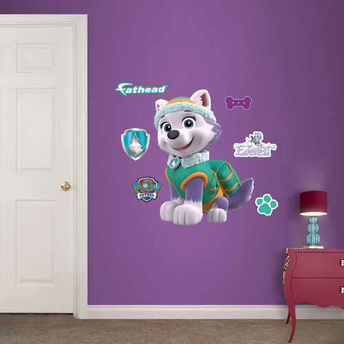 Fathead Nickelodeon Everest - Fathead Junior Peel and Stick Wall Decal
