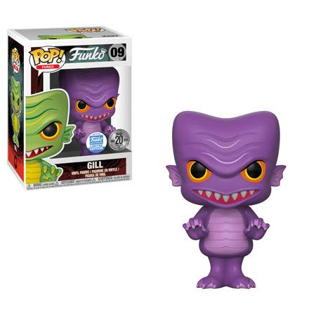 Funko Pop Spastik Plastik Purple Gill Limited Edition
