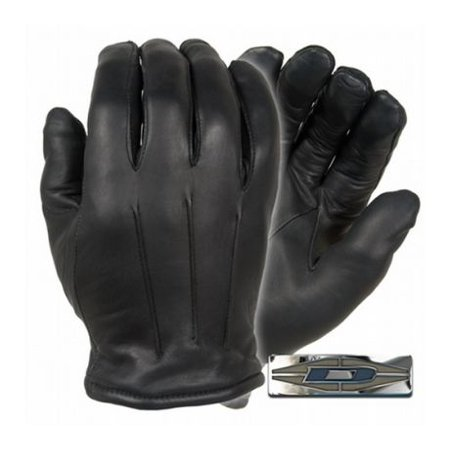 Damascus DLD40 Pulse Thinsulate Lined Leather Dress Gloves, X-Large, Black DLD40