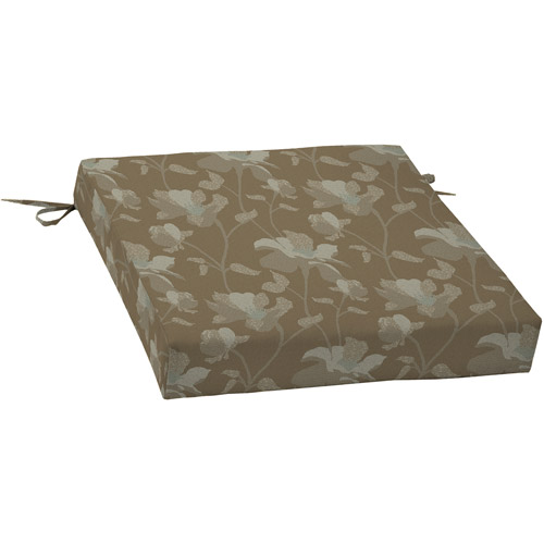 Better Homes and Gardens Outdoor Dining Seat Cushion Walmartcom