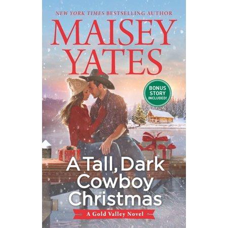 Gold Valley Novel: A Tall, Dark Cowboy Christmas (Paperback) ()
