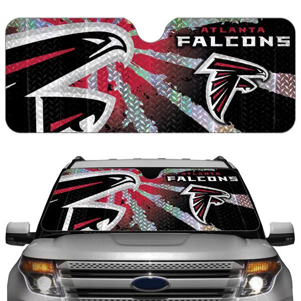 NFL - Atlanta Falcons Auto Sun Shade