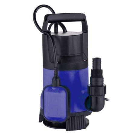 - Zimtown 1/2 HP Submersible Water Pump For Swimming Pool Flood Pond Dirty Sewage Water Cleaning,Drainage 2100 Gallons Per Hour