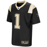"Vanderbilt Commodores NCAA ""Double Reverse Play "" Youth Football Jersey"