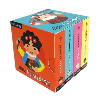 Little Feminist Board Book Set (Board Book)