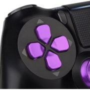 etal Thumbsticks & Bullet Buttons & D-pad Replacements Kits for 4/PS4/PS4 Slim/PS4 Pro Controller - image 4 of 6
