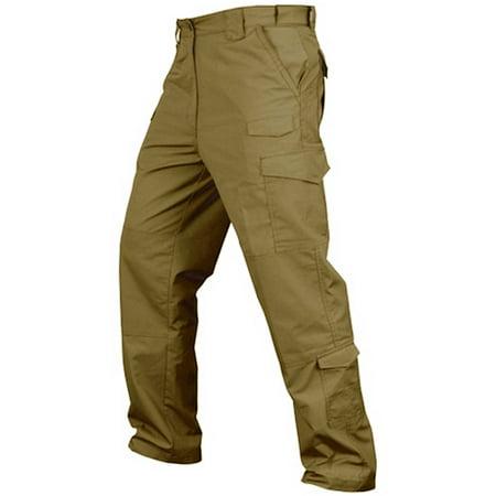 Condor Tan #608 Sentinel Tactical Pants - 36W X 34L