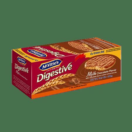Digestives Milk Chocolate (McVities) 300g Milk Chocolate Cookies