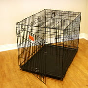 Majestic Pet Single Door Pet Crate, Multiple Sizes Available