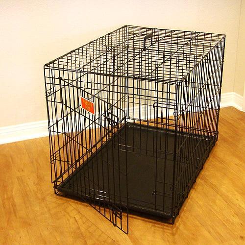 Majestic Pet Single Door Pet Crate, Multiple Sizes Available