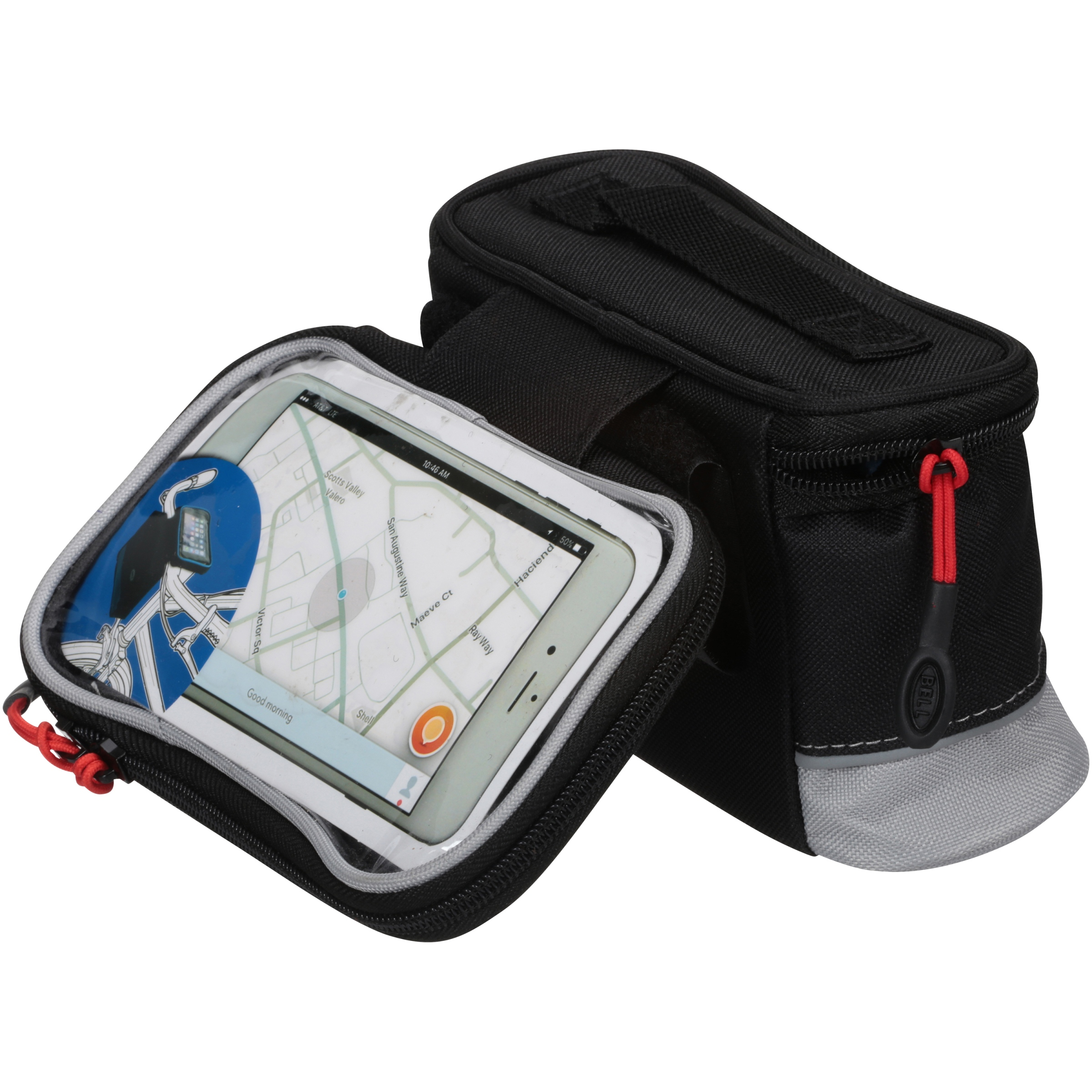 Bell® Stowaway™ 700 Phone Bicycle Handlebar Bag