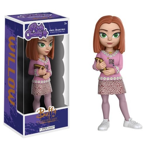 Buffy the Vampire Slayer Willow Rock Candy Vinyl Figure (Number of Pieces per Case: 6)