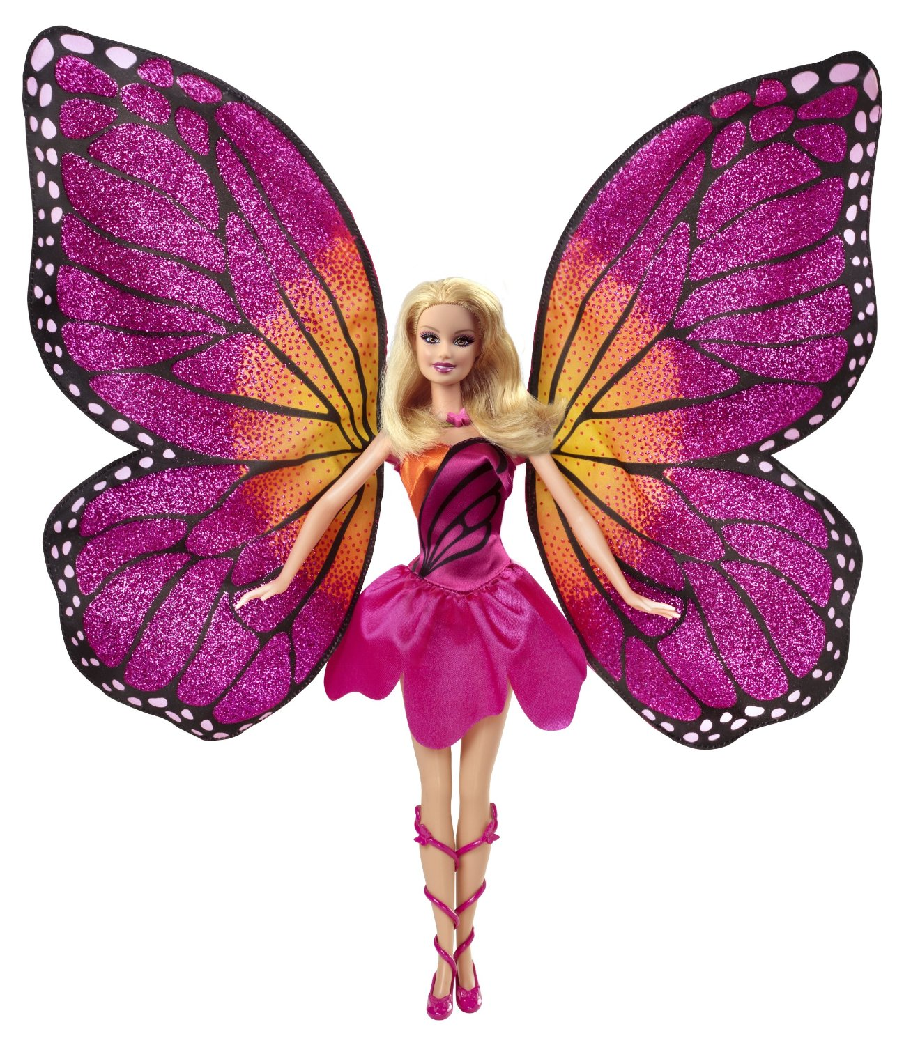 Barbie Mariposa Doll by Mattel